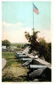 19280 NY Fort Ticonderoga   South Wall