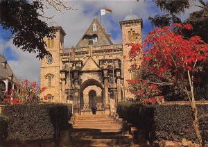 Madagascar Antananarivo L'entree du Palais de la Reine