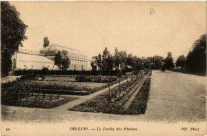 CPA ORLÉANS Le Jardin des Plantes (608696)