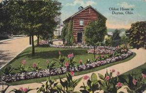 Oldest House in Dayton, Ohio, PU-1915