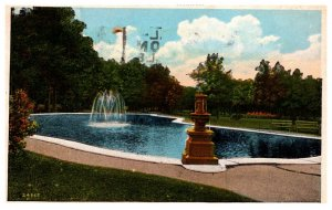 Canada Montreal Westmount Park
