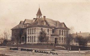 RP : KALKASKA , Michigan , 1908 ; School