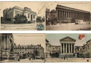 CPA PALAIS DE JUSTICE FRANCE 500x Vintage Postcard (L3281)