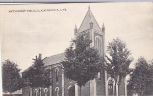CALEDONIA, Ontario, Canada, 1900-1910s; Methodist Church