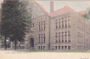 ELYRIA, Ohio, 1900-1910's; High School