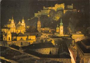 BG26871 salzburg fortress cathedral  austria