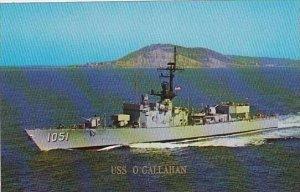 U S S O'CALLAHAN DE-1051