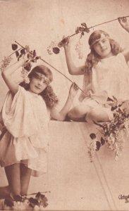 Little Fairies, 1900-10s; TUCK #4638 #3