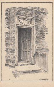 DISS , Norfolk , England , 00-10s ; Door , Scole Inn