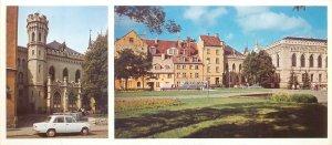 Postcard Latvia Rigacity State philarmonic hall