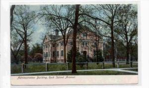 Admin bldg, Rock Island Arsenal, Illinois, 00-10s