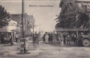 Morocco Kenitra Rue de la Mamora