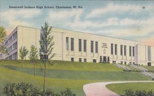 West Virginia Charleston Stonewall Jackson High School