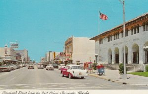 CLEARWATER , Florida , 1950-60s ; Cleveland Street