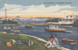 Bermuda The Waterfront At Saltkettle
