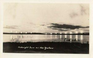 RP: YUKON , Alaska , 1938 ; Midnight Sun