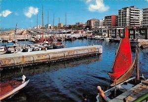 Italy Riccione Darsena Wet-Dock, Darse Harbour Boats Bateaux