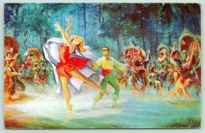 Dancing Princess Scene~Metro-Goldwyn-Mayer & Cinerama Presentation~Grimm~1962
