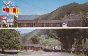 SAN LUIS OBISPO , California , 50-60s ; Town & Country Motel
