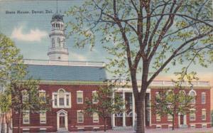 Delaware Dover State House 1952