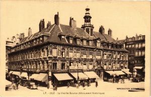 CPA LILLE - La Vieille Bourse (Monument historique) (204325)