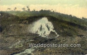 Stripping Cocoli Hill Panama Canal Republic of Panama Unused