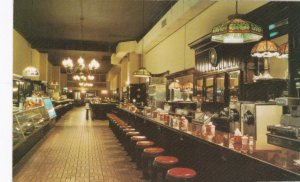 Washington D C Reeves Coffee Shop Interior sk6829