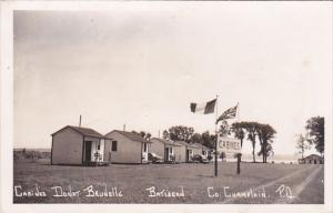 RP, Cabines Donat Brunelle, Batiscan, CO. CHAMPLAIN, Quebec, Canada, 1920-1940s