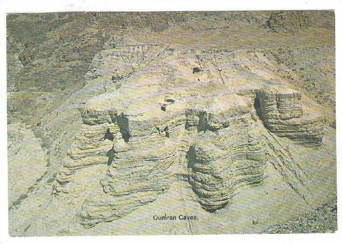 Qumran Caves, Qumram, West Bank, Palestine, 1950-1970s