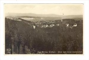 RP  Bad Sachsa, district of Osterode,  Lower Saxony, Germany. 20-40s
