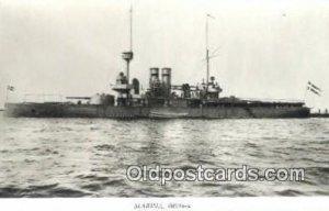 Marina 08098-a Thor Military Battleship Unused
