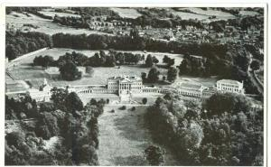 Air Photograph, Prior Park, Bath, 1965 used Postcard