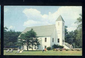 North East, Maryland/MD Postcard, Prayer Chapel, Sandy Cove, 1959!