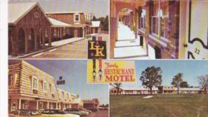 Kentucky Richmond L-K Motel and Restaurant