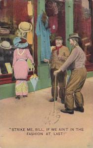 Hobble Skirt Comic , PU-1911