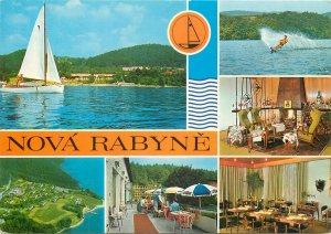 Postcard Europe Czech Republic Nova Babyne