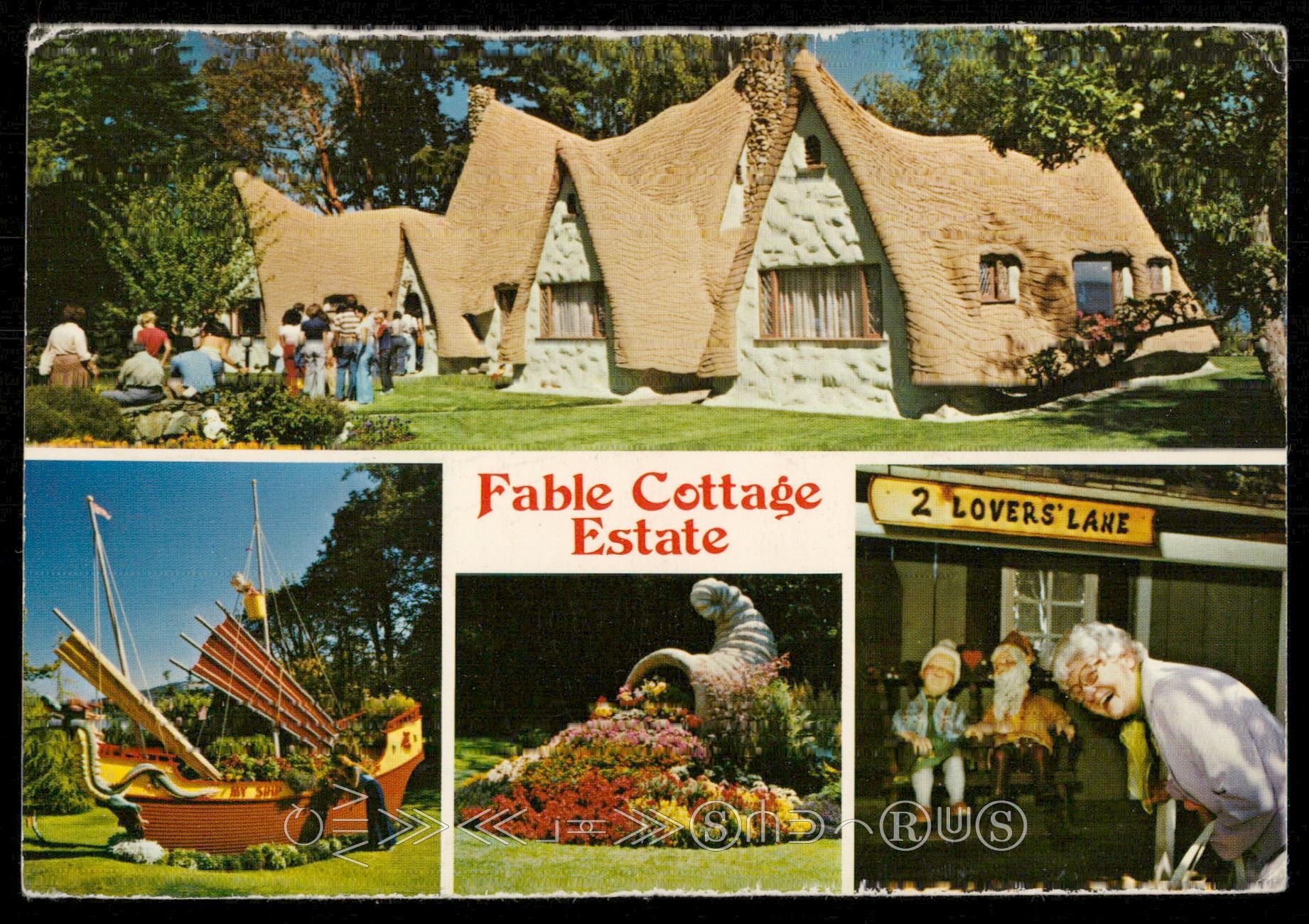 Fable Cottage Estate / HipPostcard