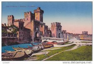 Italy , Trentino Alto Adige - Lago di Garda - Sirmione II Castello, 00-10s