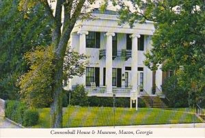 Cannonball House And Museum Macon Georgia