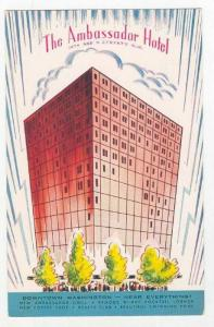 The Ambassador Hotel, Washington, 40-60s