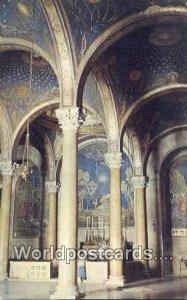 Curch of All Nationsl in Gethsemane JerUSA lem, Israel Unused