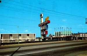 Tennessee Nashville Albert Pick Motel 1980