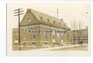 ft1596 - Post Office , Fulton , Kentucky , USA - postcard