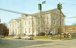 KY - Morganfield, Union County Courthouse