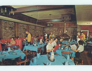 Bent Pre-1980 HERITAGE INN RESTAURANT Virginia Beach Virginia VA M9639