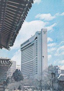 SEOUL, South Korea, 1950-1970's; Seoul Plaza Hotel