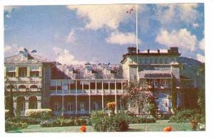 Trinidad, residence of the governor, 40-60s