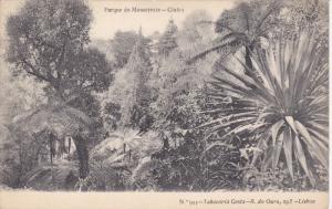 LISBOA, Portugal, 1900-1910's; Parque Do Monserrate, Cintra