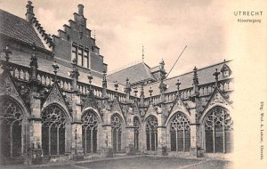 Kloostergang Utrecht Holland Unused