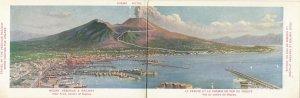 Naples , Italy , 1900-10s ; Vesuvius Railway & Funicular